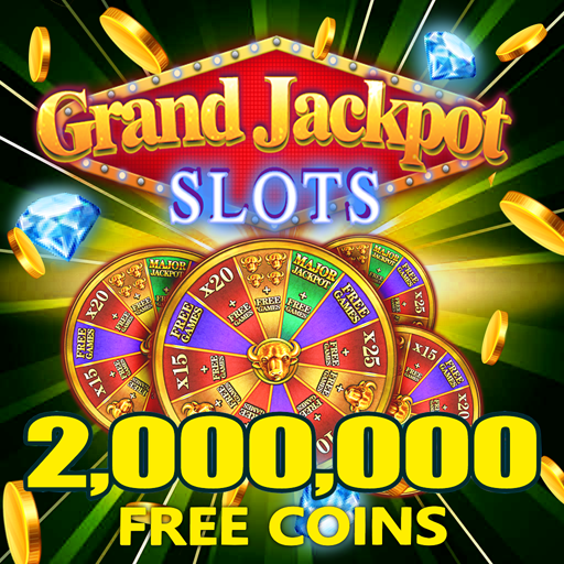 Grand Jackpot Slots – Free Vegas Casino Free Games 1.0.49 (MOD, Unlimited Money)