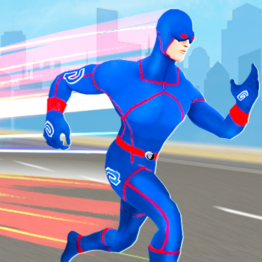 Grand Light Speed Robot Hero City Rescue Mission 2.0(MOD, Unlimited Money)