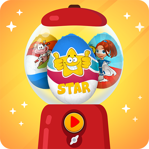 Gumball Machine eggs game – Kids game 2.7.0 (MOD, Unlimited Money)