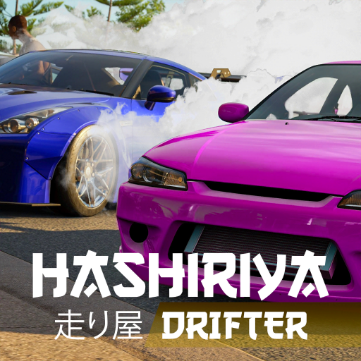 Hashiriya Drifter #1 Racing  (MOD, Unlimited Money)