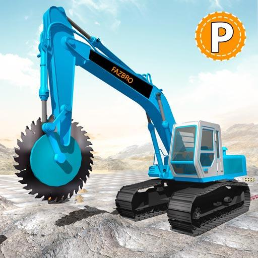 Heavy Excavator Rock Mining Stone Cutter Simulator 4.5 (MOD, Unlimited Money)