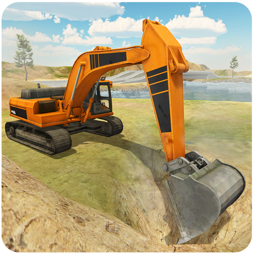 Heavy Excavator Simulator PRO 6.0 (MOD, Unlimited Money)