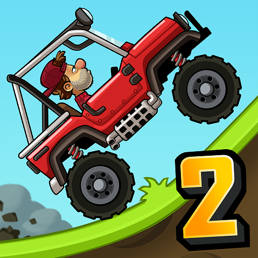 Hill Climb Racing 2  (MOD, Unlimited Money)1.43.1