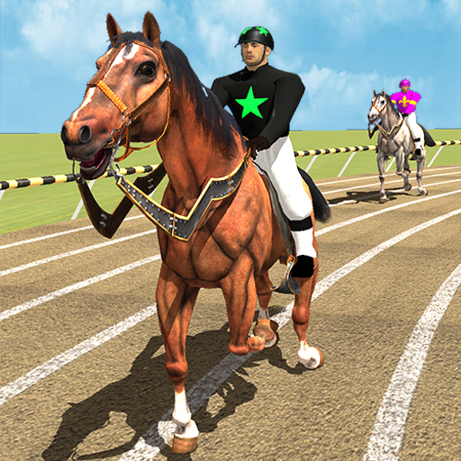 Horse Racing Games 2020: Horse Riding Simulator 3d 4.8 (MOD, Unlimited Money)