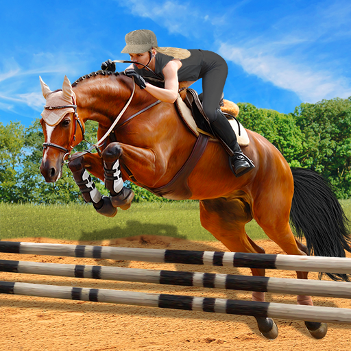 Horse Riding Simulator 3D : Jockey Mobile Game 1.4 (MOD, Unlimited Money)