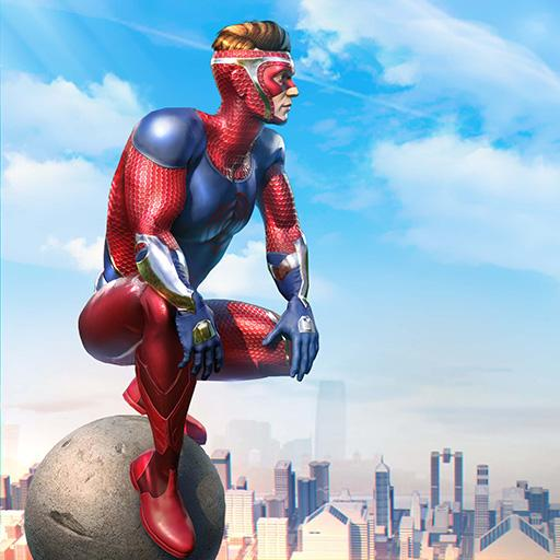 Hurricane Superhero : Wind Tornado Vegas Mafia  (MOD, Unlimited Money)1.4.9