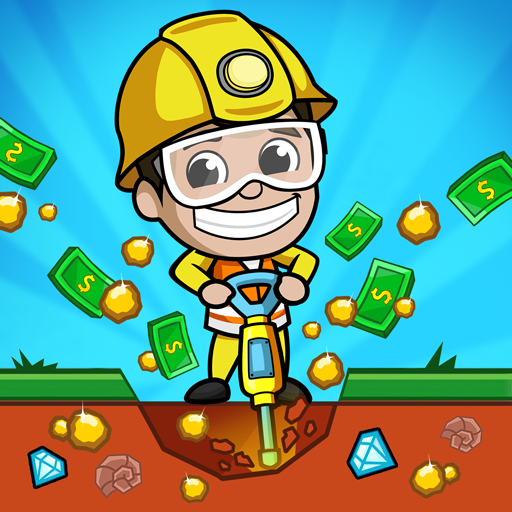 Idle Miner Tycoon – Mine Manager Simulator  (MOD, Unlimited Money)3.44.0