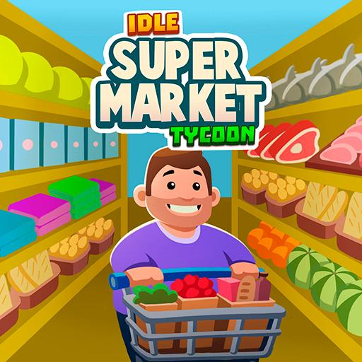 Idle Supermarket Tycoon – Tiny Shop Game  (MOD, Unlimited Money)2.3.1