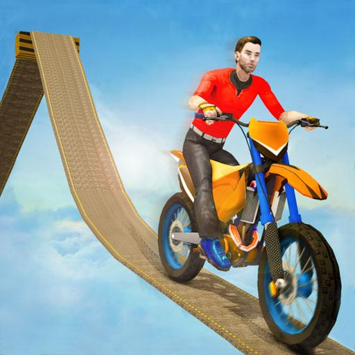 Impossible Bike Track Stunt Games 2021: Free Games 2.0.02 (MOD, Unlimited Money)