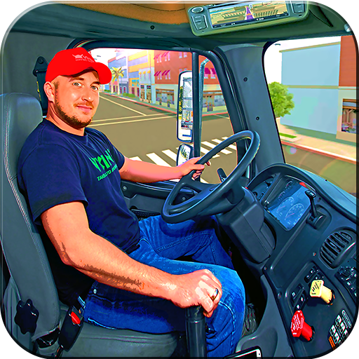 In Truck Driving: Euro new Truck 2020 2.2 (MOD, Unlimited Money)