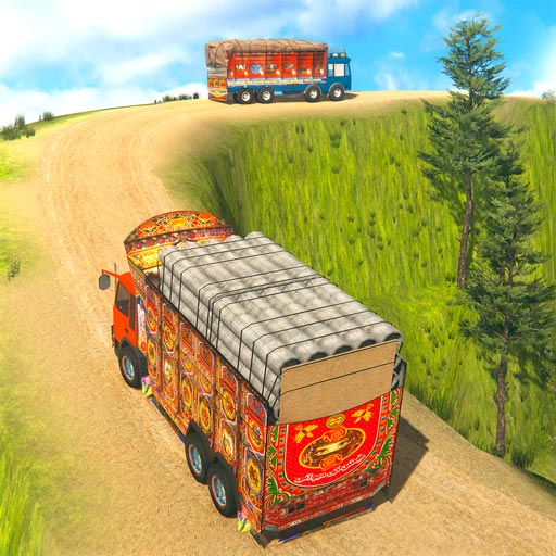Indian Cargo Truck Driver Simulator Game -Forklift 1.20(MOD, Unlimited Money)