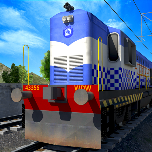 Indian Police Train Simulator 1.4 (MOD, Unlimited Money)