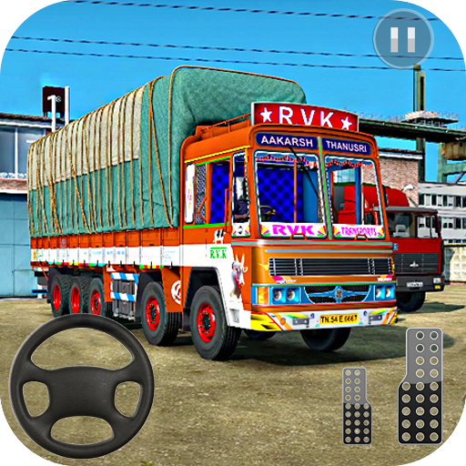 Indian Truck Spooky Stunt : Cargo Truck Driver 1.0 (MOD, Unlimited Money)
