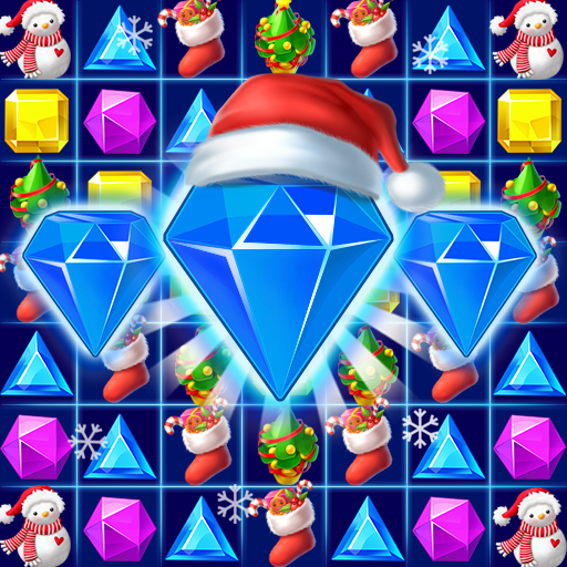 Jewel Crush™ – Jewels & Gems Match 3 Legend 4.3.2 (MOD, Unlimited Money)