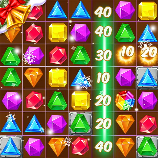 Jewels Classic – Jewel Crush Legend 4.0.1 (MOD, Unlimited Money)