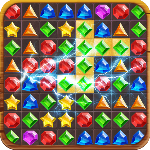 Jewels Jungle Treasure: Match 3  Puzzle 1.8.8 (MOD, Unlimited Money)