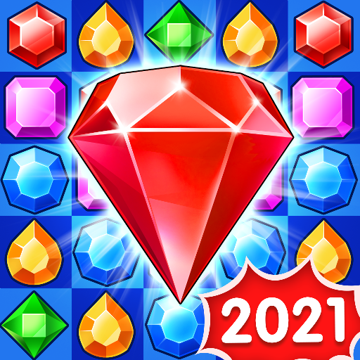 Jewels Legend – Match 3 Puzzle 2.37.2 (MOD, Unlimited Money)