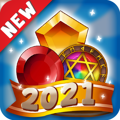 Jewels Magic Kingdom: Match-3 puzzle 1.8.20(MOD, Unlimited Money)