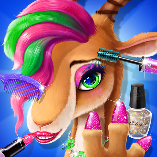 🦁🐼Jungle Animal Makeup 3.3.5052 (MOD, Unlimited Money)