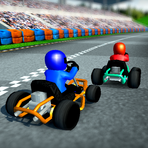 Kart Rush Racing – 3D Online Rival World Tour 12.5 (MOD, Unlimited Money)
