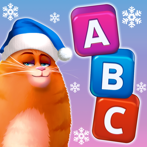 🎄Kitty Scramble: Word Stacks 1.218.20 (MOD, Unlimited Money)