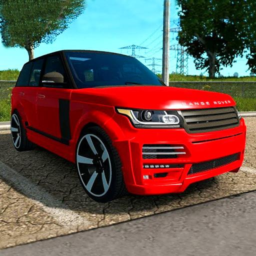 Luxury Prado Jeep Spooky Stunt Parking Range Rover 0.19 (MOD, Unlimited Money)