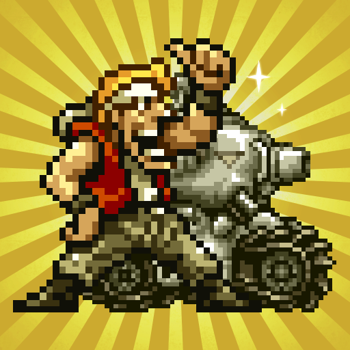 METAL SLUG ATTACK  (MOD, Unlimited Money)6.0.0
