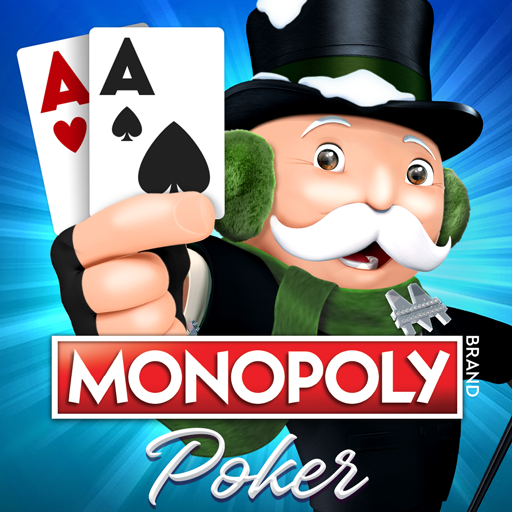 MONOPOLY Poker – The Official Texas Holdem Online 1.0.8 (MOD, Unlimited Money)