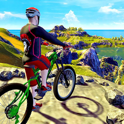 MX Offroad Mountain Bike 1.1 (MOD, Unlimited Money)
