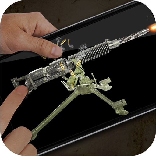 Machine Gun Simulator Ultimate Firearms Simulator 2.1 (MOD, Unlimited Money)