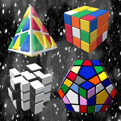 Magic Cubes of Rubik and 2048 1.632 (MOD, Unlimited Money)