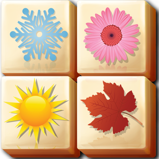 Mahjong Garden Four Seasons – Free Tile Game 1.0.83 (MOD, Unlimited Money)