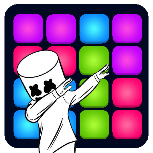Marshmello LaunchPAD – Alan Walker & Skrillex DJ 2 (MOD, Unlimited Money)