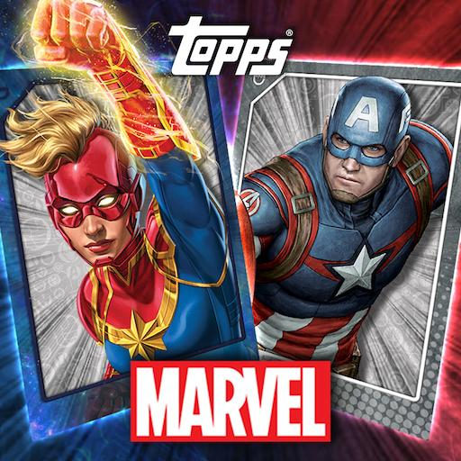 Marvel Collect! by Topps Card Trader 15.1.0 (MOD, Unlimited Money)