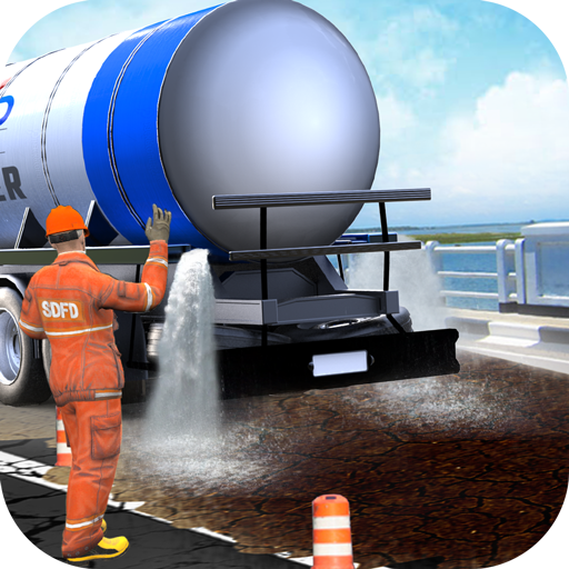 Mega City Road Construction Machine Operator Game 3.9 (MOD, Unlimited Money)
