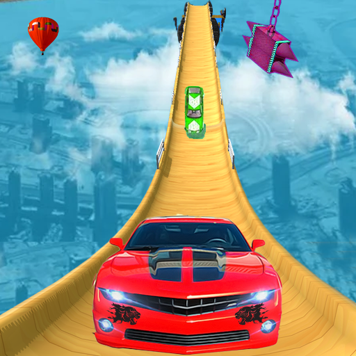 Mega Ramp Car Racing- Extreme Car Games 2021 1.00.0000 (MOD, Unlimited Money)