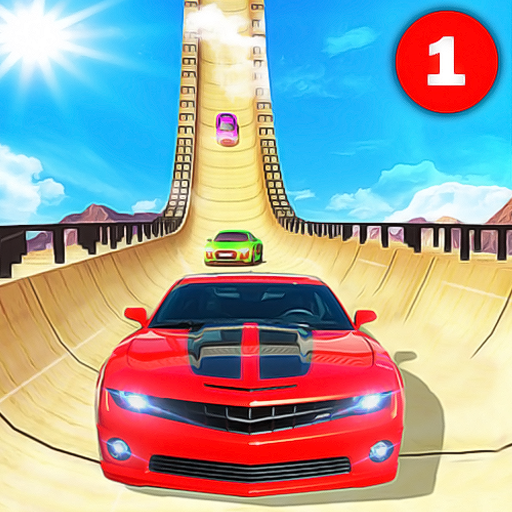 Mega Ramp Car Simulator – Impossible 3D Car Stunts 5.2 (MOD, Unlimited Money)