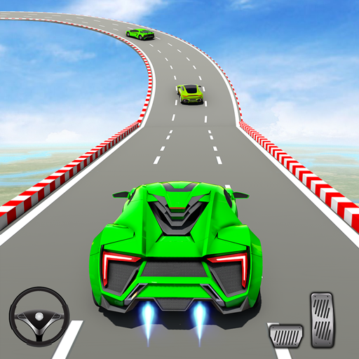 Mega Ramp Car Stunts 3D: Ramp Stunt Car Games 1.6 (MOD, Unlimited Money)