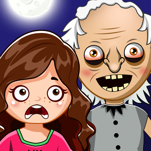 Mini Town: Horror Granny House Scary Game For Kids 3.5 (MOD, Unlimited Money)