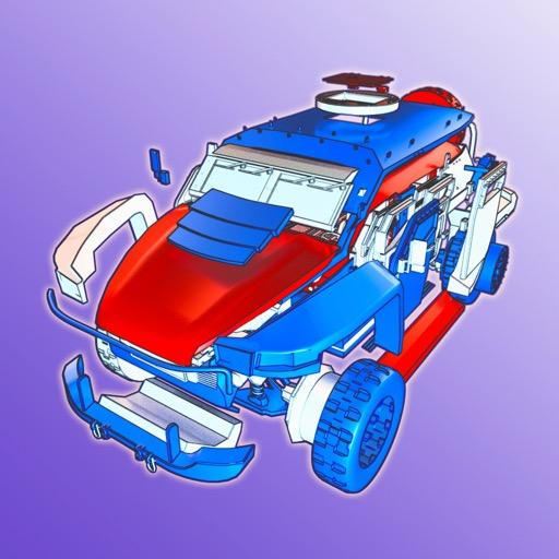 Model Constructor 3D 1.1.5 (MOD, Unlimited Money)