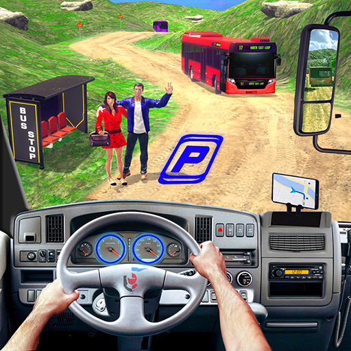 Modern Bus Simulator New Parking Games – Bus Games 2.57 (MOD, Unlimited Money)