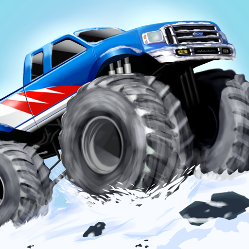 Monster Stunts — monster truck stunt racing game 5.12.63(MOD, Unlimited Money)