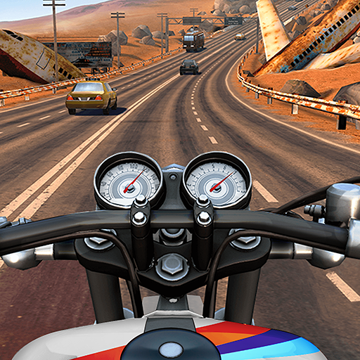 Moto Rider GO: Highway Traffic 1.30.2(MOD, Unlimited Money)