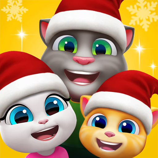 My Talking Tom Friends 1.4.1.3 (MOD, Unlimited Money)