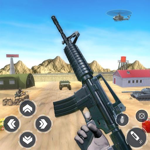 New Shooting Games 2020: Gun Games Offline 2.0.10 (MOD, Unlimited Money)