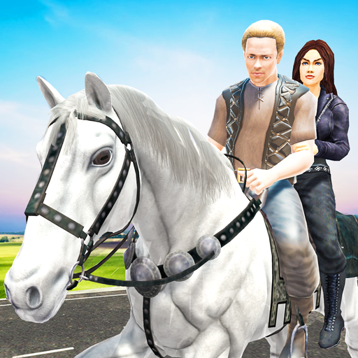 Offroad Horse Taxi Driver – Passenger Transport 2.0.152 (MOD, Unlimited Money)