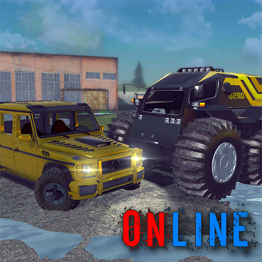 Offroad Simulator Online: 8×8 & 4×4 off road rally 3.1 (MOD, Unlimited Money)