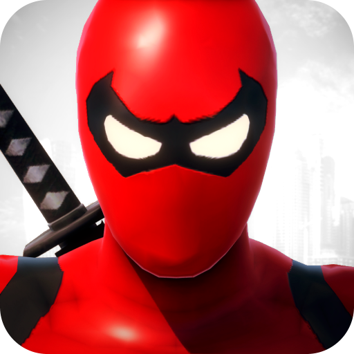 POWER SPIDER – Ultimate Superhero Parody Game 2.6(MOD, Unlimited Money)