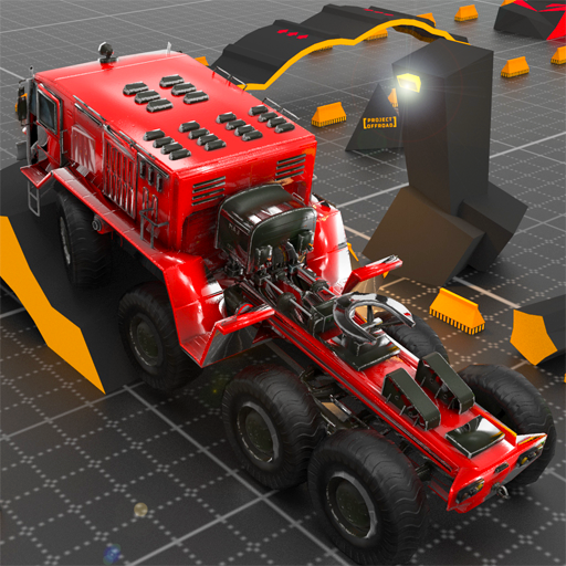 [PROJECT:OFFROAD] 161 (MOD, Unlimited Money)
