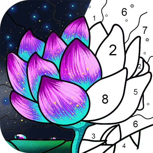 Paint By Number – Coloring Book & Color by Number 2.48.0 (MOD, Unlimited Money)